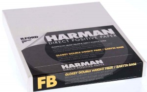 Papier HARMAN POSITIVE FB Glossy 4na5in/25szt.