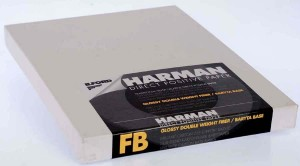 Papier HARMAN POSITIVE FB Glossy 5x7in/25szt.
