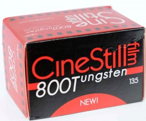 Film CineStill 800Tungsten/135/36  03/2021
